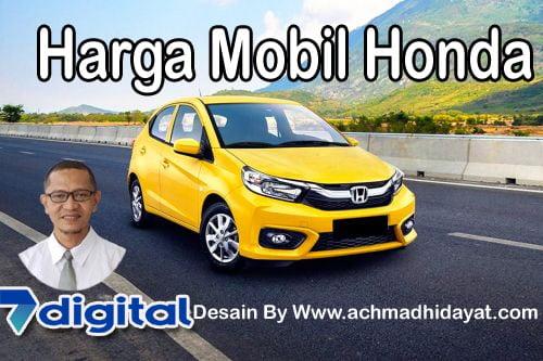 Syarat Kredit Honda Bekasi