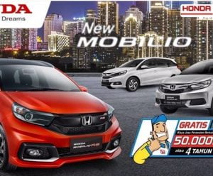Promo Honda Mobilio Akhir Tahun