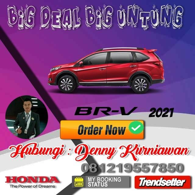 Promo Honda Brv Awal Tahun 2021