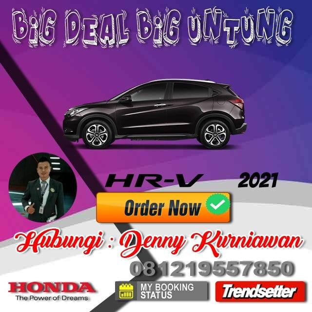 Promo Honda Hrv Awal Tahun 2021