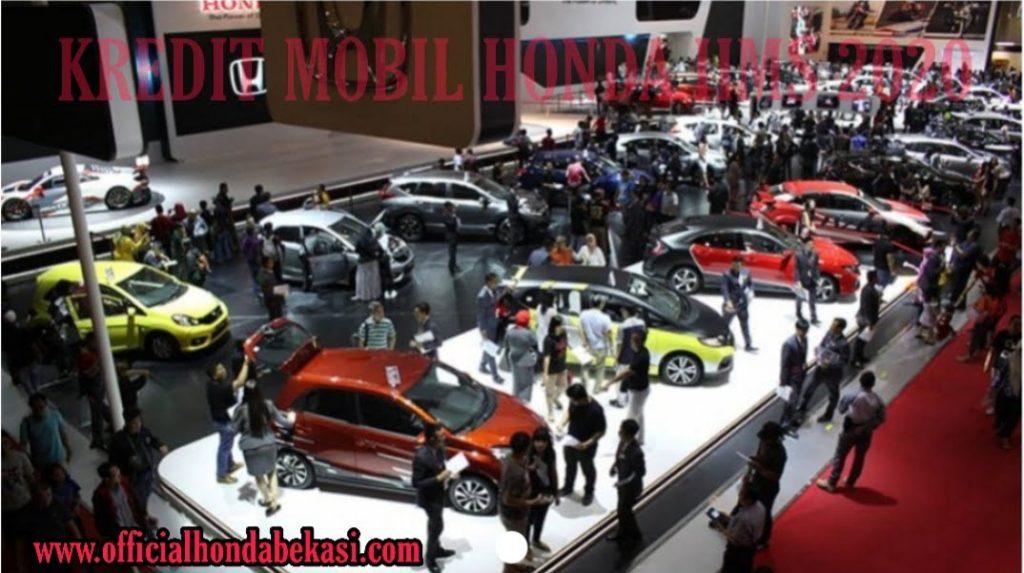 Kredit Mobil Honda Di IIMS 2020