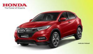 Promo Honda Hrv di kalimalang