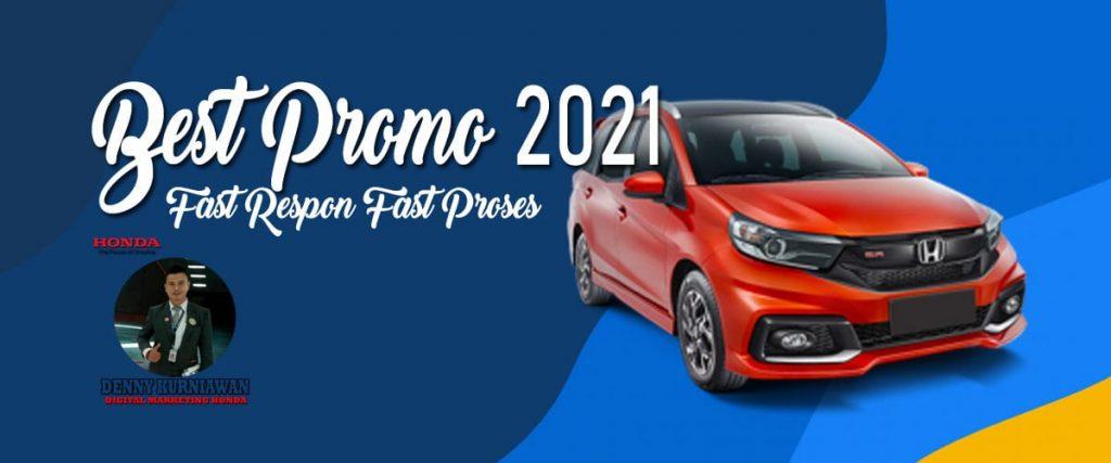 Harga Honda Terbaru Bekasi 2021