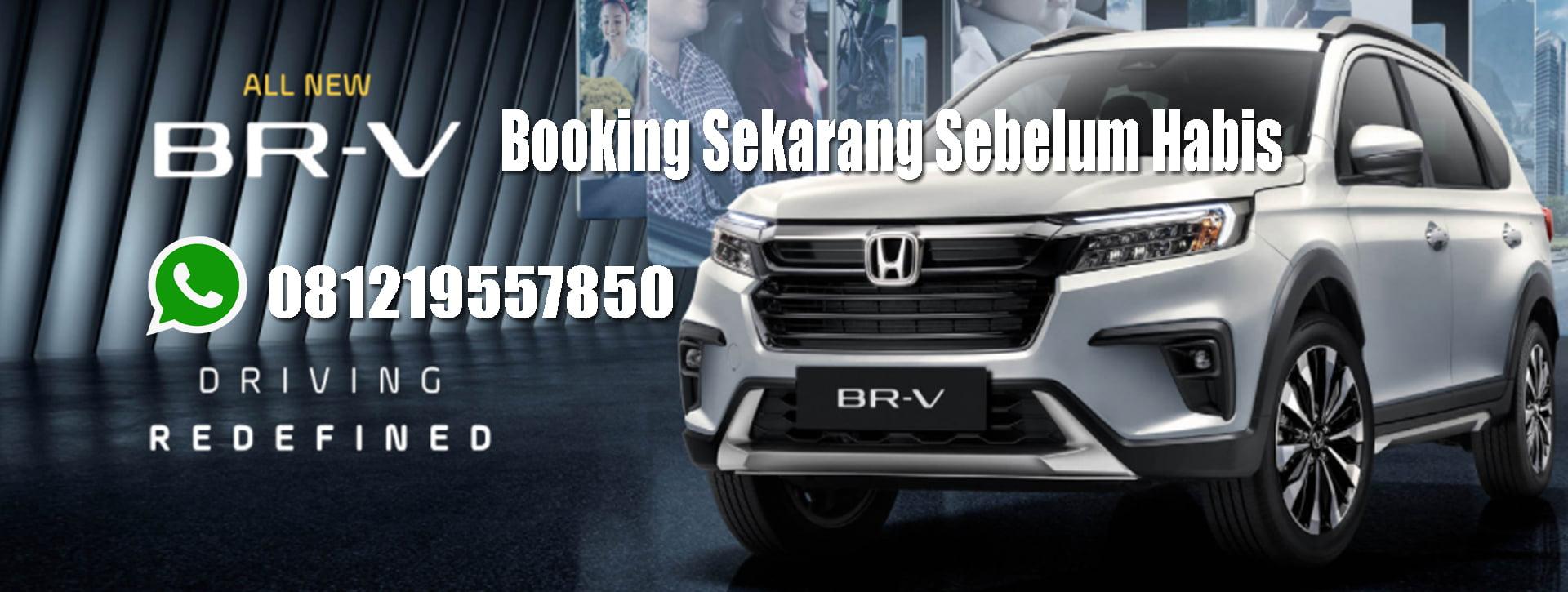 Segini Indent Honda All new Brv